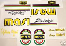 Masi Prestige 70s  decals for Campagnolo