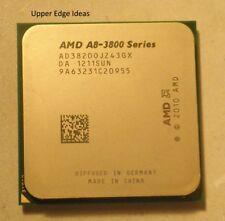 AMD a8-3800 Series CPU Processor 2.90 GHz AD38000JZ43GX