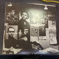 Record Album Depeche Mode Double Album w/photo booklet LP VG