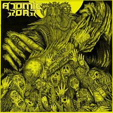 Atomic Roar - Never Human Again BR Old School Thrash