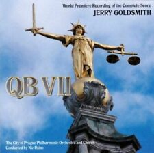 QB VII 2 CDs Music composed by JERRY GOLDSMITH NEW RECORDING