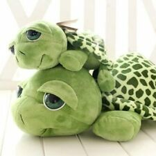 Green Big Eyes Turtle Plush Toy Turtle Doll Turtle For Kids Christmas Gift