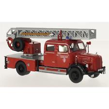 MERCEDES L3500 DL25 METZ VOLUNTEERS FIRE BRIGADE 1:43 Neo Scale Models Pompieri