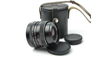 NEW! Carl Zeiss Jena MC Flektogon 2.4/35 lens M42 mount S/N 10590351