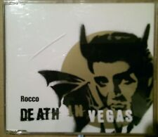DEATH IN VEGAS - ROCCO CD Single. (1997). HARD 29 CD