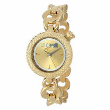 WOMEN'S JUST CAVALLI LILY ANALOGUE WATCH R7253137617 - 60% OFF RRP £210