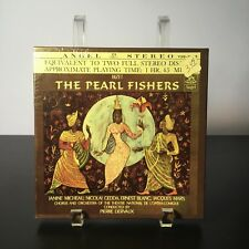 *SEALED* 4 Track RTR Tape BIZET: The Pearl Fishers Angel 3 3/4 IPS Stereo