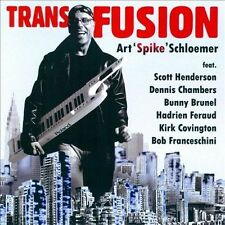 TransFUSION feat. Scott Henderson, Dennis Chambers, Bunny Brunel, Hadrien Feraud