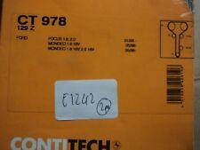 E1242 - CINGHIA DISTRIBUZIONE - 129 DENTI - CT978 - FORD FOCUS 1.8 2.0 MONDEO