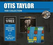Otis Taylor - Hey Joe Opus Red Meat And Fantasizing About Being Black (NEW 2CD)
