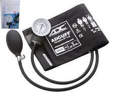 ADC Prosphyg 760 Aneroid Sphygmomanometer Black Adult 11 Cuff Blood Pressure