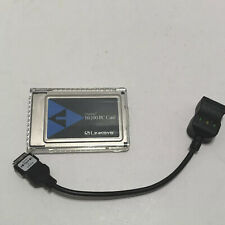 Linksys PCMCIA 10/100 Fast Ethernet LAN PC Card PCMPC100 v3 With Media Coupler