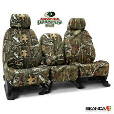 Mossy Oak Break-Up Infinity Camo Neosupreme Seat Covers for Ford F150 F250 F350