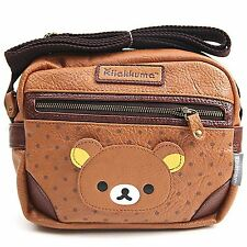 New! Rilakkuma Shoulder Bag Dot San-X for Kids Japan