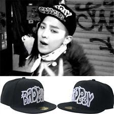 BIGBANG ONE OF A KIND GD G-Dragon Daesung KPOP TAEYANG HAT CAP BADBOY NEW