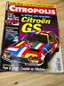 CITROPOLIS n°9 mai, juin 1998 - Citroën GS, MEP une traction albigeoise