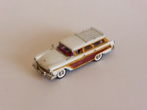 GRB104a Minimarque Models Ford Country Squire 1:43 model Motorcity