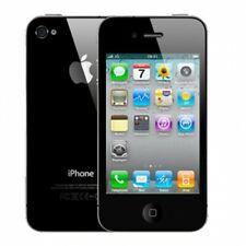 BLACK APPLE IPHONE 4 32GB UNLOCKED CELL PHONE FIDO ROGERS CHATR TELUS BELL KOODO