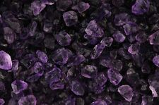 Amethyst - Untrimmed Facet Rough - 'A' Color - 50 Carat Lot