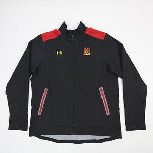 Maryland Terrapins Under Armour ColdGear Jacket Men's Black