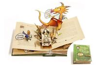Pop Up Book Robert Sabuda, Dragon and the Knight FIRST EDITION! BRAND NEW!!