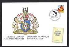 Canada  S65  Special Event Cover   GEOGRAPHICAL SOCIETY   New 2004 Unaddressed
