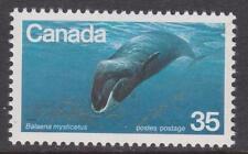 Canada 1979 #814 Endangered Wildlife - Bowhead Whale - MNH