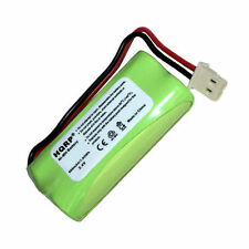 HQRP Battery for Sanik 2SN-AAA60HS-X2F AT&T CRL32302 CRL32352 CRL32452 CRL32202