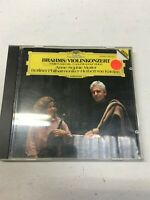 Brahms: Violinkonzert | Deutsche Grammophon Music CD