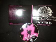 The Man With The Iron Fists - Instrumental  - Soundtrack (Audio CD, 2012)