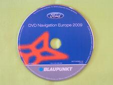 DVD NAVIGATION FORD EUROPA EU 2009 NX S-MAX C-MAX FOCUS GALAXY MONDEO KUGA TOP
