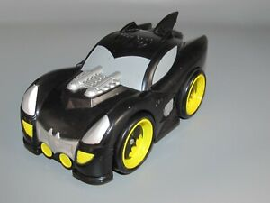 Mattel Shake-n-Go Batmobile with Sound & Motion - Tested Works Great!