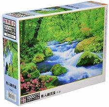 Beverly 1000 pieces Jigsaw puzzle Oirase Gorge Micro Piece (26 × 38cm)