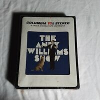 New Andy Williams: The Andy Williams Show - 8 Track Tape Cartridge Sealed