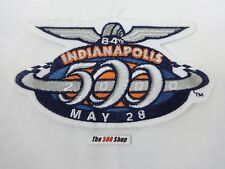 2000 Indianapolis 500 Event Collector Emblem Patch Iron-On-Patch Montoya