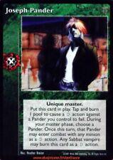 VTES V:TES - Joseph Pander - Master / Sword of Caine