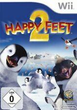 Nintendo Wii +Wii U Happy Feet 2 Deutsch Top Zustand