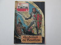 JOURNAL DE TINTIN N°244  BE/TBE 6EME ANNEE