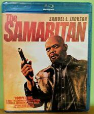 The Samaritan Blu-ray Samuel L. Jackson Brand New Sealed