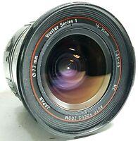 Vivitar Series 1 19-35mm f3.5-4.5 Manual Focus Zoom Lens Nikon AI UK Fast Post