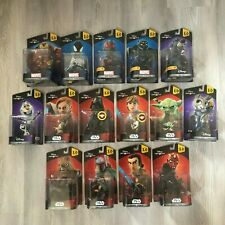 Disney Infinity 3.0 Character Figures Marvel, Star Wars, Original, and more! NEW