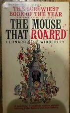 The Mouse That Roared by Leonard Wibberley (Paperback 1959 Bantam A1982)