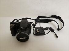 Nikon COOLPIX P100 10.3MP Digital Camera - Black   1/L422977B