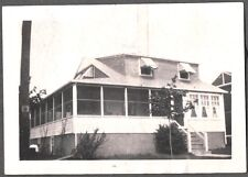 VINTAGE PHOTOGRAPH 1925 SCARBOROUGH BEACH RHODE ISLAND HOUSE HOME OLD PHOTO