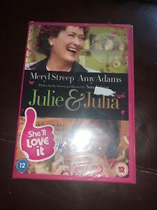 Julie and Julia [DVD] [2010] Brand New Sealed