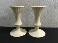 LENOX Classic Candle Sticks - Pair -  USA