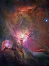 HUBBLE SPACE TELESCOPE VIEW OF THE ORION NEBULA POSTER PRINT ART 333PYB