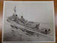 ORIGINAL Navy Guided Missile Destroyer Photograph 8x10 DDG-1 USS Gyatt