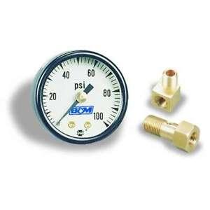 B and M AUTOMOTIVE Fuel Press. Gauge Set 88-99 Honda Civic Integr P/N - 46054