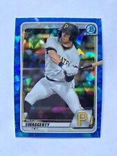 2020 Bowman Sapphire Travis Swaggerty Pittsburgh Pirates Card #BCP-146